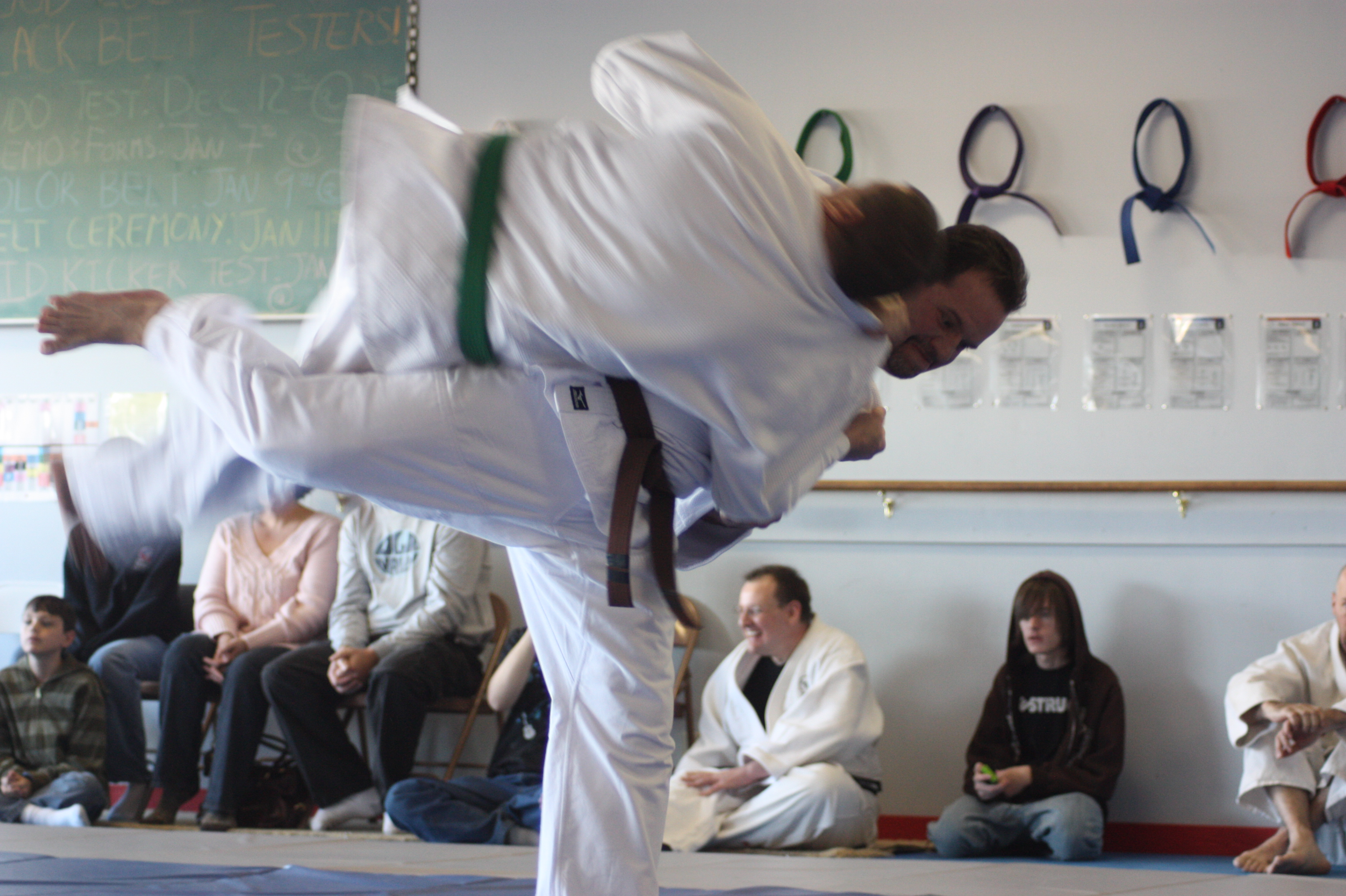 Mind, Body and Spirit: The Benefits of Judo